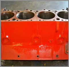 Repaired Vintage 426 Hemi Block